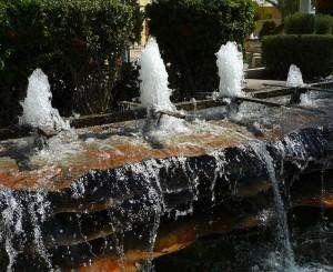 Fontaine, Shiraz