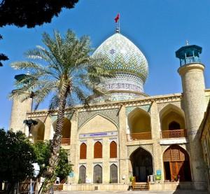 La coupole et ses deux minarets