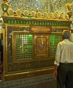 Tombeau d'Ali Ebn-e Hamze
