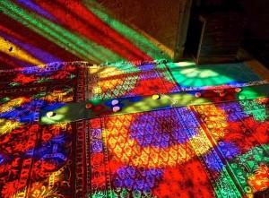 Salle de prière, reflets/3