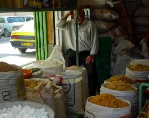 Shiraz, l'épicerie du coin