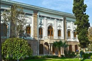 Palais Kakh-e Abyaz