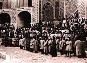 Nakhl Tekiyeh Dolat Tehran, XIXe siècle (© ali kara fars n.a.)