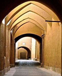 Passage à arcades