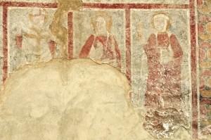 Les trois saints Lazare, Marie-Madeleine et Marthe