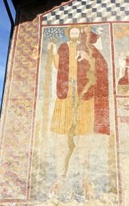 St. Christophe portant l'Enfant Jésus