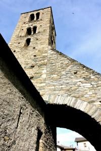 Chapelle Ste Marie-Madeleine, tour et son éperon
