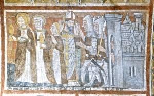 Lazare, Marthe et Marie-Madeleine sont chassés de Jérusalem