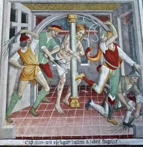 La Flagellation de Jésus