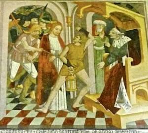 Jésus devant le Grand Prêtre
