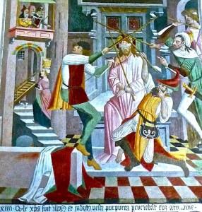 Jésus humilié par Hérode