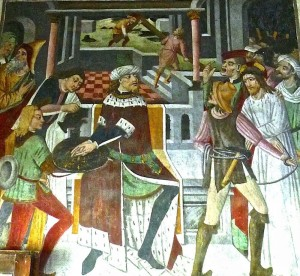 Pilate se lave les mains