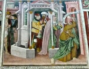 Les Remords de Judas
