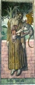 Le suicide de Judas