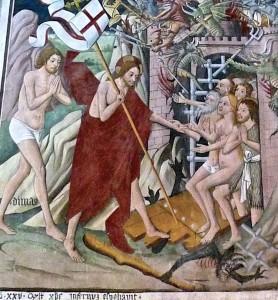 Le Christ descend aux Enfers