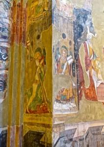 Voûte du choeur, peintures/2