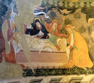 Déposition du Christ dans le Saint Sépulcre