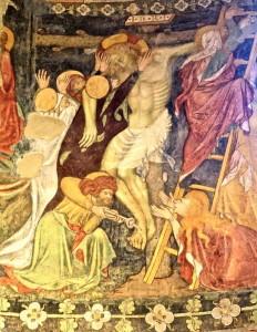 Le Christ déposé de la croix