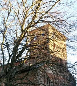 Abbaye de Sainte Justine, la tour