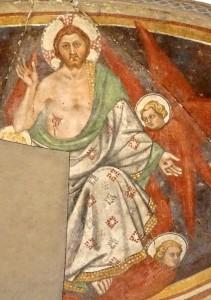 Le Christ juge, Taddeo di Bartolo