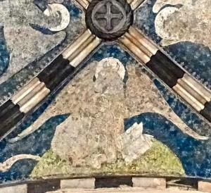 Voûte : Saint Luc
