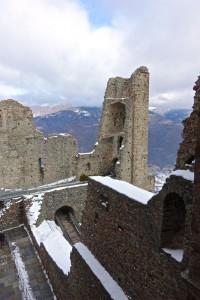 La Tour de la Belle Alda, XIIIe siècle