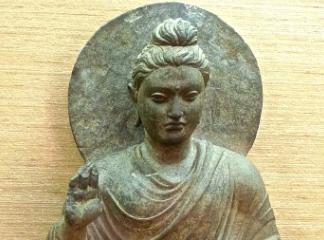 bouddha de gandhara format réduit