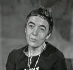 L'ethnologue Clara Gallini