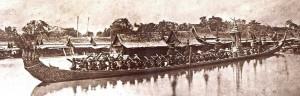 Barge royale Anantanakharat (1865)