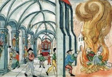 bildersturm münster bern 1528